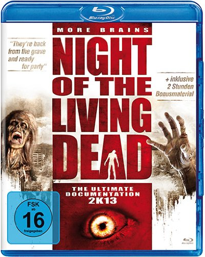Night of the Living Dead - The Ultimate Documentation 2K13 (Blu-ray) Ascot Elite Home Entertainment