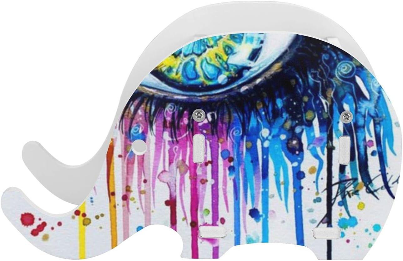 Watercolor Pop Art Eye Raleigh Mall Ball Zombie Paint Pencil Pen excellence Rainbow Wet