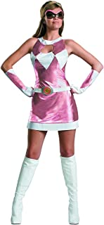 Disguise Women's Sassy Deluxe Power Ranger Costume