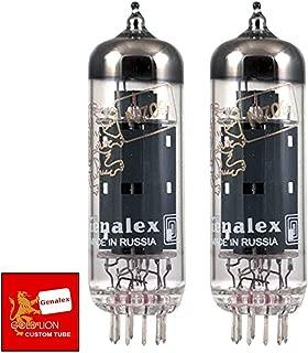 Genalex Gold Lion EL84, Matched Pair