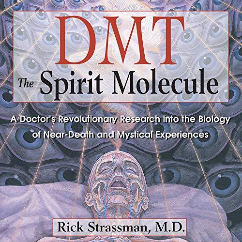 DMT: The Spirit Molecule cover art