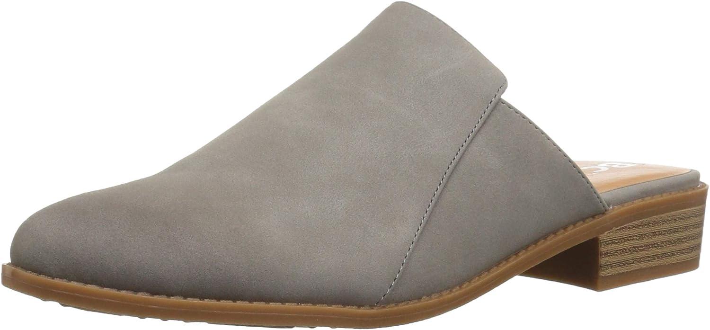 BC Footwear Womens Look at Me Ii Mule