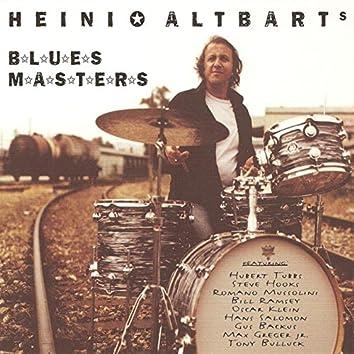 Blues Masters (feat. Steve Hooks, Romano Mussolini, Bill Ramsey, Oscar Klein, Hans Salomon, Gus Backus, Max Greger Jr, Tony Bulluck)