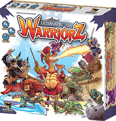 The North Face Ultimate Warriors Board Game
