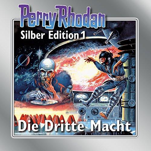 Die Dritte Macht audiobook cover art