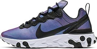 2d756be5293dec Nike W React Element 55 Prm, Scarpe da Atletica Leggera Donna