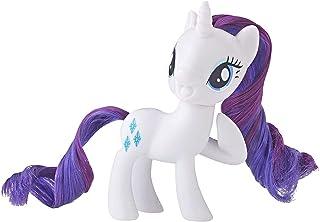 My Little Pony E5009 Mane Pony Rarity Classic Figure 3 inches