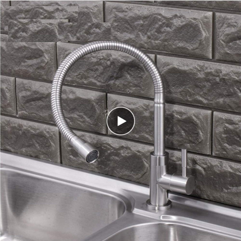 Dwthh 360 Degree Blending Special Kitchen Faucetstainless Steel Material