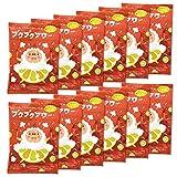 ブクブクアワー マグマ オレンジ フィーバー 入浴剤 40g 1回分×12包入 大容量 まとめ買い