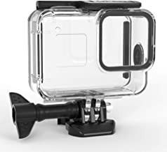 runnerequipment Waterproof Rubber Material Camera Protector Camera Housing Case Black Protective Shell