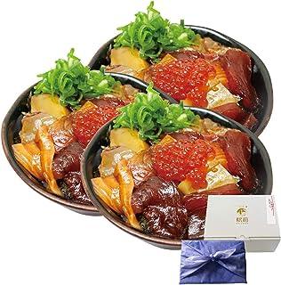 【敬老の日】魚介6種の海鮮づけ丼(3人前)神戸中央市場の海鮮丼 取り寄せ【冷凍】【素材にこだわる】【税込】【ギフト】【家飲み】海鮮丼 セット 海鮮セット 海鮮 詰め合わせ