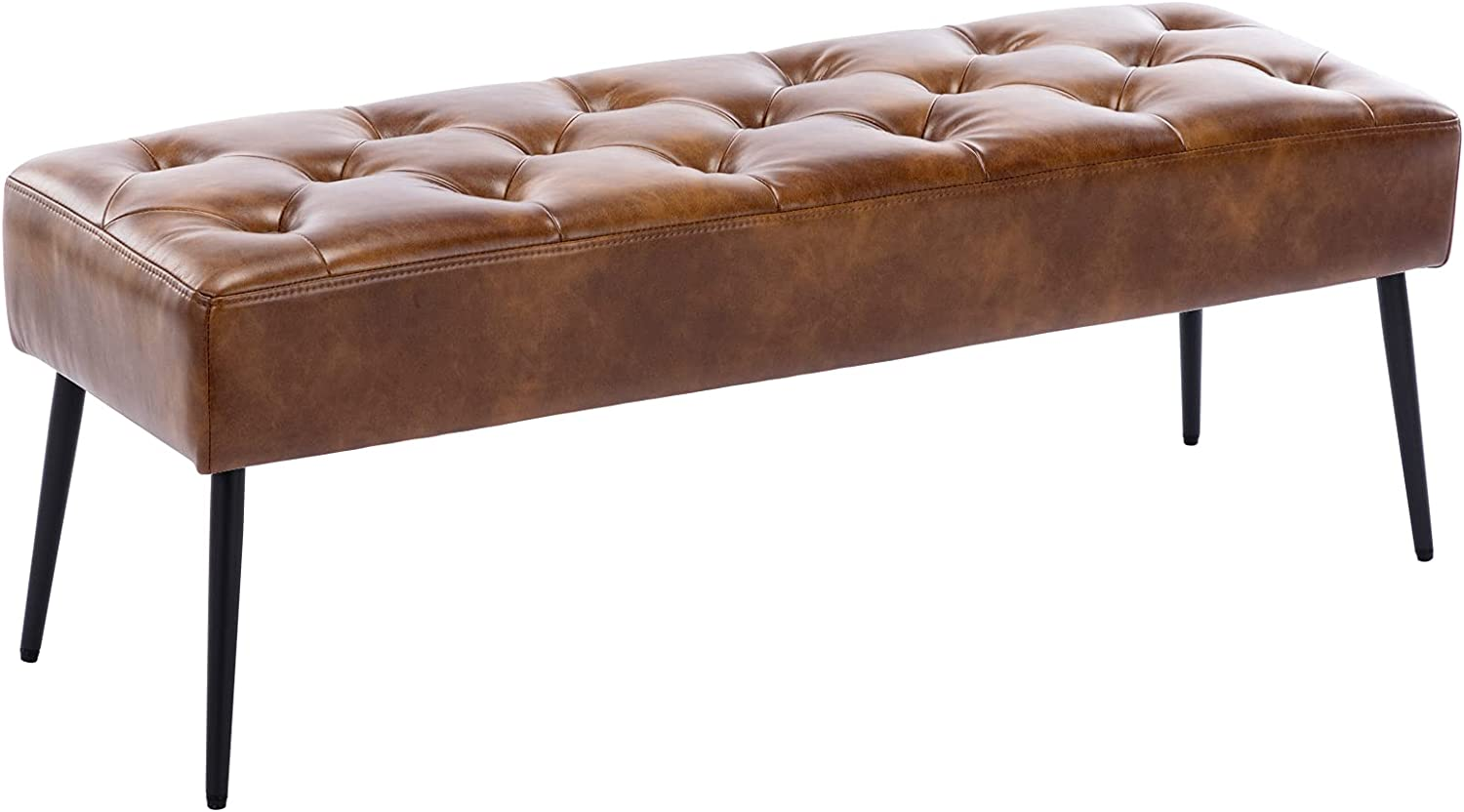 Duhome Button-Tufted Elegant Ottoman Bench Bedroom Sale special price Upholstered Benches