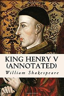 King Henry V (annotated)