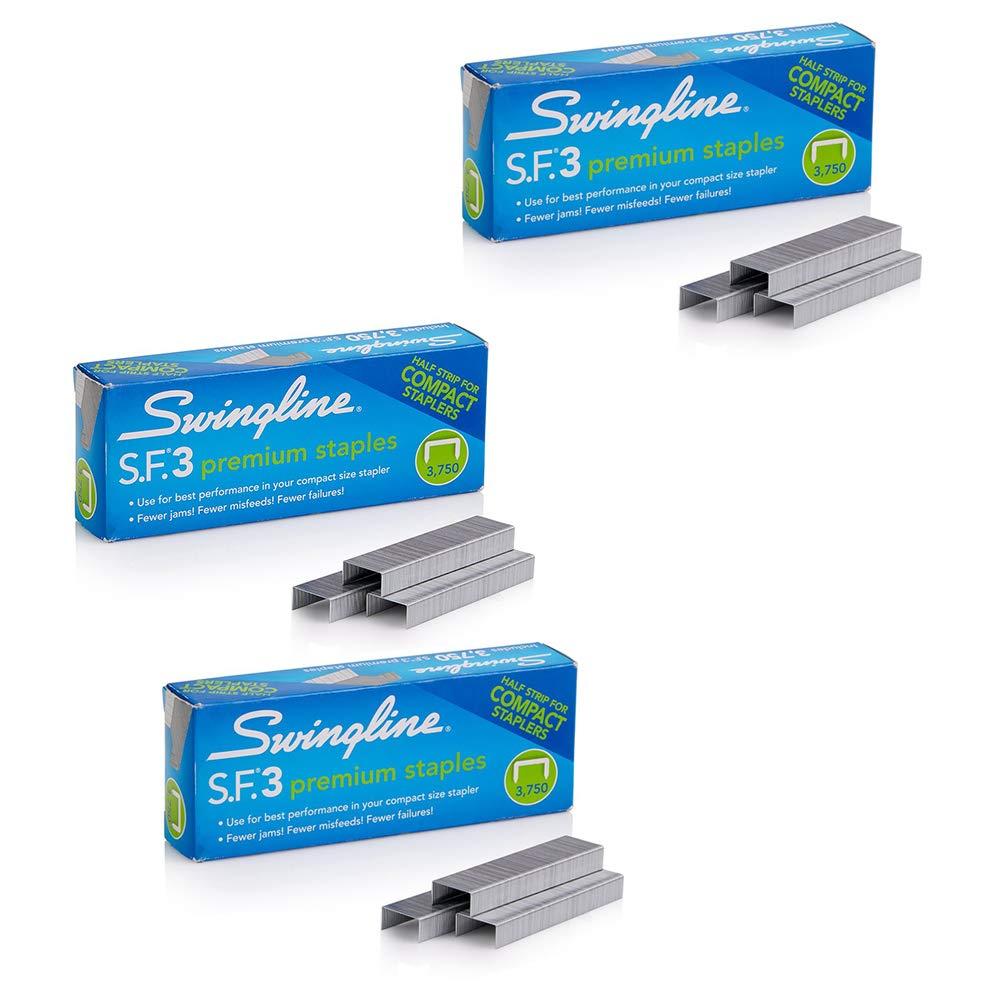 Swingline Staples S.F. 3 Max 63% OFF Premium 1 Half 4