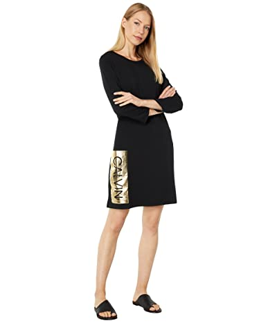 Calvin Klein Logo Dress