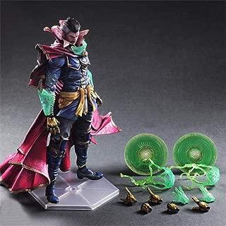 Marvel Hero Doctor Strange Model, Marvel Universe Figura De Acción Múltiples Accesorios Muñeca Juguete Estatua Decoración 27cm A