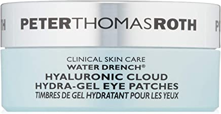 Peter Thomas Roth Water Drench Hyaluronic Cloud Hydra-Gel Eye Patches 30pairs