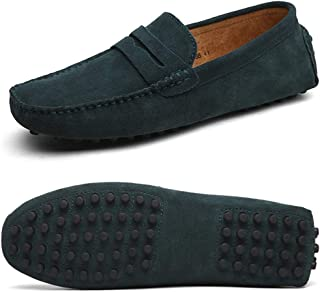bd4d413f8b8de Amazon.com: Boat - Green / Loafers & Slip-Ons / Shoes: Clothing ...