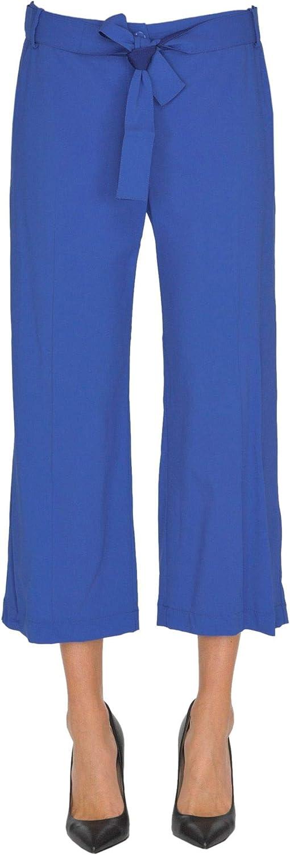 PINKO Women's MCGLPNP000005056E blueee Viscose Pants