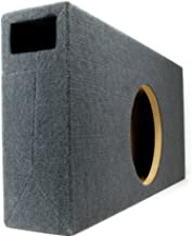 0.60 ft^3 Ported Shallow-Mount MDF Sub Woofer Enclosure for Single JL Audio 10
