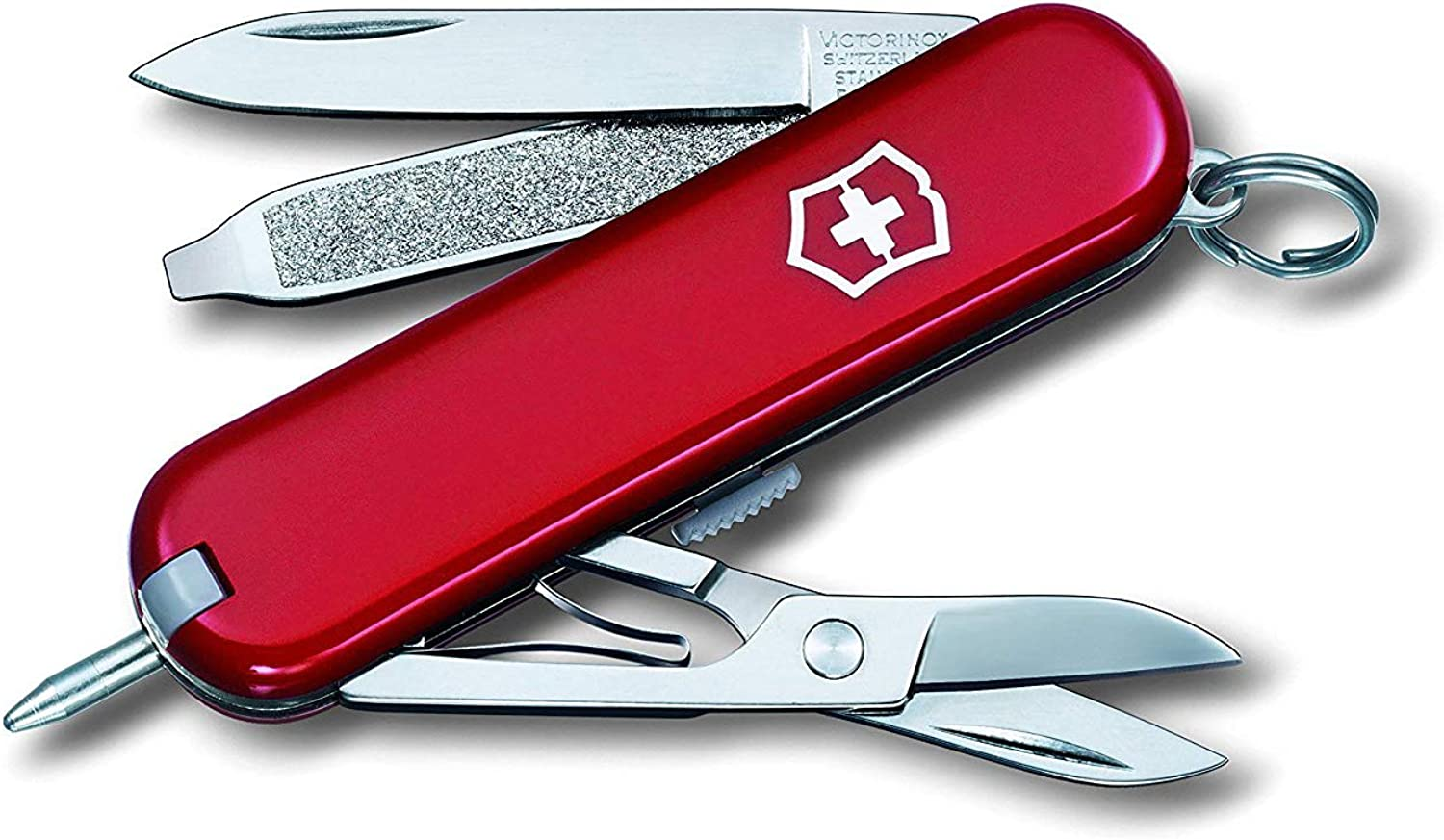 Victorinox Signature Swiss Army Knife Red Blister