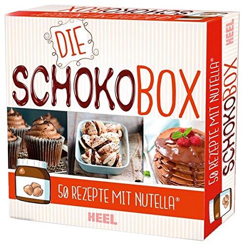 Die Schoko-Box: 50 Rezepte mit Nutella®