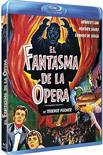 Il fantasma dell'opera / The Phantom of the Opera (Region B) [ Origine Spagnolo, Nessuna Lingua Italiana ]