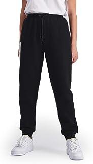 Huffer Women's KIRO Track Pant, Black/White