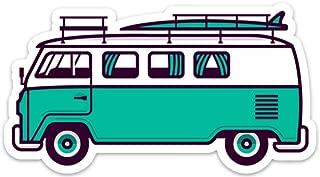 VW Surf Van Bus Sticker Decal 5