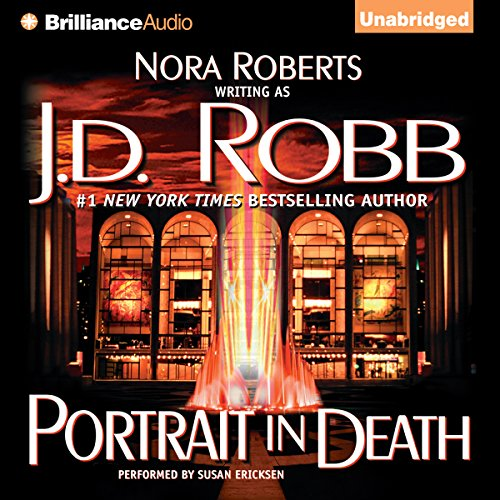 Portrait in Death cover art