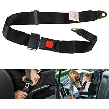 2 point Seat Saftey Belt Harness Kit Go Kart UTV Buggie Single Double 2 sets