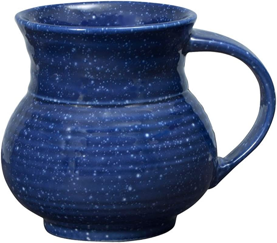 Pfaltzgraff Cobalt Pottery Mug 15 Ounce