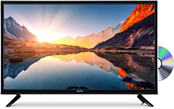 "Devanti 24"" LED TV HD Combo Built-in DVD Player DC 12V Caravan Boat USB and HDMI Support"