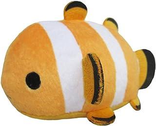 Ride-N family anemone fish stuffed full length 10cm