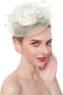 P Prettyia Pull Robe Chapeau Motif Fleur D/écoration 18 Fille Am/éricaine