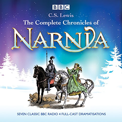 The Complete Chronicles of Narnia     The Classic BBC Radio 4 Full-Cast Dramatisations              By:                                                                                                                                 C. S. Lewis                               Narrated by:                                                                                                                                 Maurice Denham,                                                                                        Full Cast                      Length: 15 hrs and 7 mins     1,319 ratings     Overall 4.6