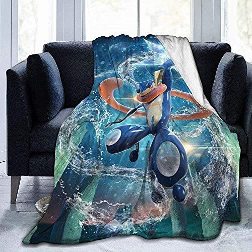 XZHYMJ Landscape Blanket Sofa Blanket Bench In New York City Household Blanket