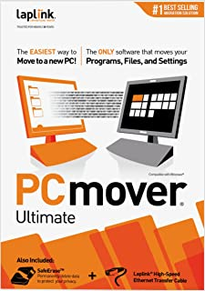 Laplink PCmover Ultimate 10 - 1 Use