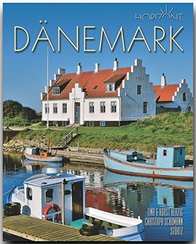 Horizont DÄNEMARK - 160 Seiten Bildband mit über 240 Bildern - STÜRTZ Verlag