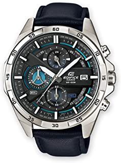 Casio Casual Watch For Men Analog Leather - EFR-556L-1AVUEF