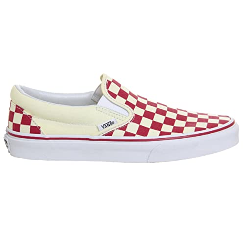 47c5d240b9 Vans Unisex Classic (Checkerboard ) Slip-On Skate Shoe