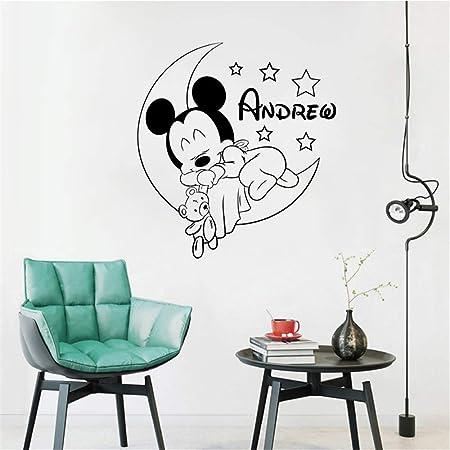 Décor Sticker Personnalisé Mickey