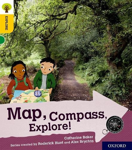 Oxford Reading Tree Explore with Biff, Chip and Kipper: Oxford Level 5: Map, Compass, Explore!の詳細を見る