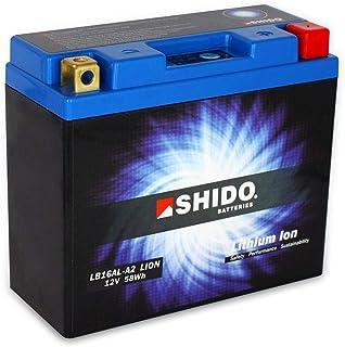 Batterie 12 V 12 Ah YTX14-BS Gel Nitro 51214 YFM Raptor R AM01W 01-05