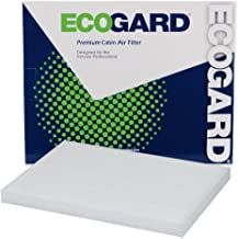 ECOGARD XC25864 Premium Cabin Air Filter Fits Nissan Rogue, Sentra, Rogue Select
