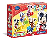 Clementoni - My First Puzzles Mickey Club House (20803)
