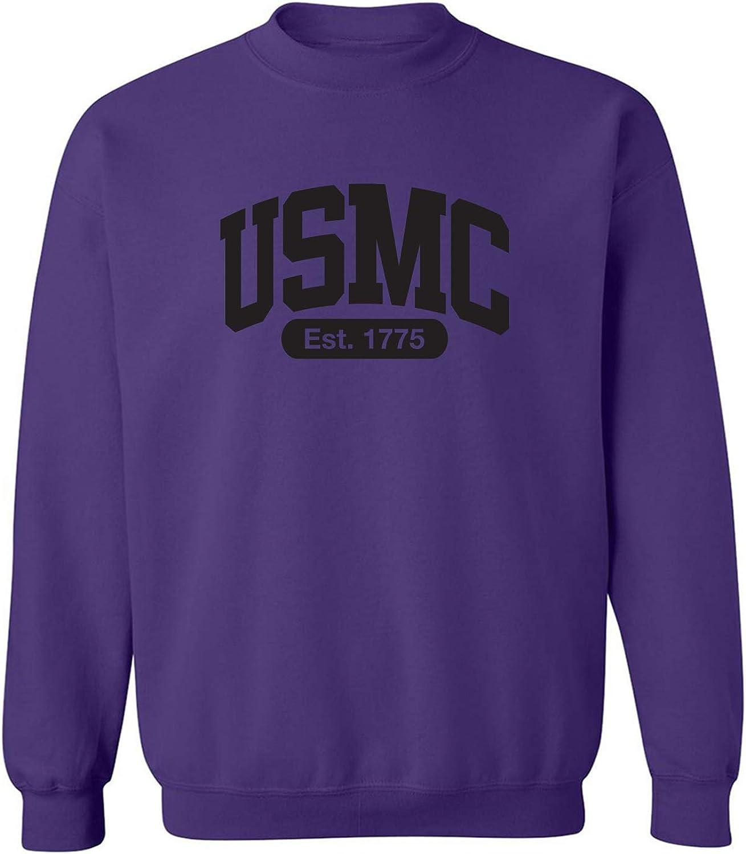 zerogravitee USMC Est.1775 Crewneck Sweatshirt
