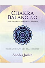 Chakra Balancing Kit: A Guide to Healing and Awakening Your Energy Body Spiral-bound