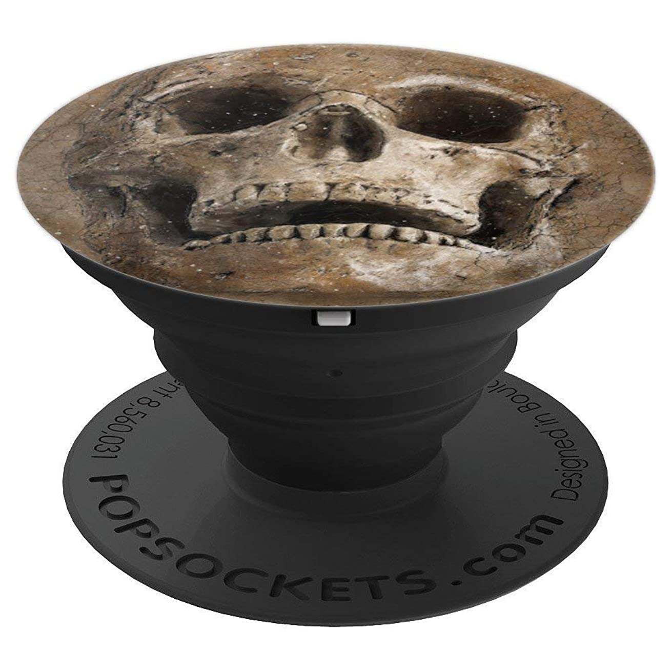 Gothic Skull Bones Cellphone Holder Popup Smart Phone Knobs - PopSockets Grip and Stand for Phones and Tablets