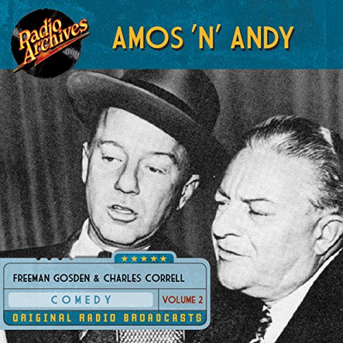 Amos 'n' Andy, Volume 2 cover art
